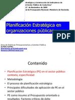 PlanificacionEstrategicaCosta Rica 2009