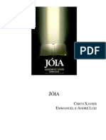 Chico Xavier - Livro 260 - Ano 1985 - Joia