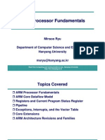 02 ARM Processor Fundamentals