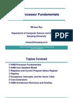 02 ARM Processor Fundamentals