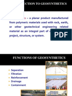 Geo Synthetics