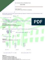 Soluciones de Números enteros y Divisibilidad  Ficha II (2º ESO)
