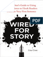 Wired for Story by Lisa Cron - Excerpt