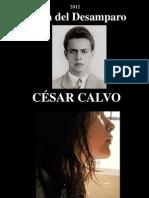 César Calvo  -  Luna del Desamparo - poesía