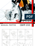 Manual de Partes qmr enduro