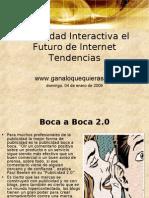 Publicidad Interactiva El Futuro de Internet Tendencias