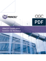 PRINCE2 Qualifications Brochure