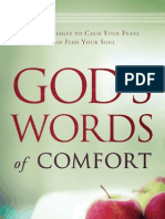 God's Words Of Comfort