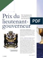 Prix du lieutenant-gouverneur