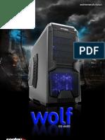 Wolf Gs 6600