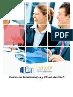 Curso Aromaterapia Flores Bach2