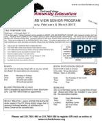 OV Senior Programs Brochure