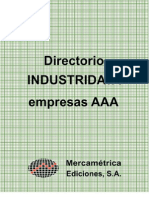 Directorio Industridata Por Tamano