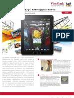 ViewPad 10e Datasheet Hi Res French CA