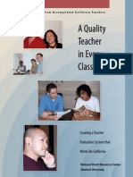 ACT-A Quality Teacher in Every Classroom_0