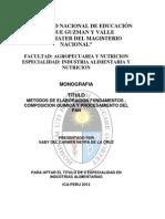 Monografia Del Pan