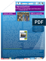 UN ISDR TPKE Newsletter-First Edition[1]