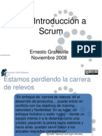 Spanish Re Distributable Intro to Scrum