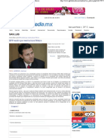 14-07-12  EPN tendrá que reestructurar México