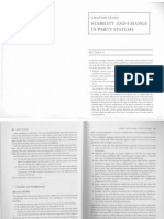 Political Parties and Party Systems (Cap VII)