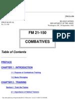 FM 21-150 - Combatives