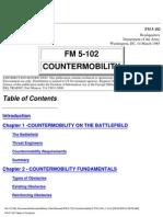 FM 5-102 - Countermobility