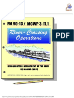 FM 90-13 - River Crossing Operations