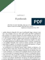 CAPITULO7-ELPROFESORADO