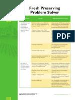 Canning - Problem Solver