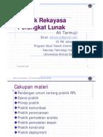 Lecture 03 Praktik Perangkat Lunak