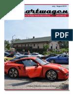 Der Sportwagen - July / August 2012