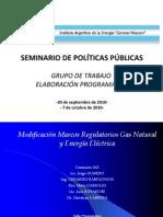 Marcos Regulatorios Rabinovich