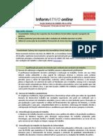 Informativo Online n° 21