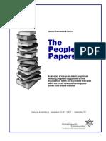 The Peoplehood Papers 1
