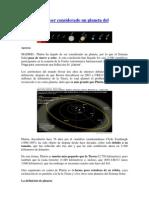 Plutón deja de ser considerado un planeta del Sistema.docx