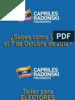 Herradura 2012