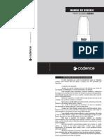 Pratic Blender BLD300 - Manual