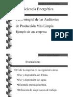 Ejemplo Auditoria Energetica