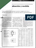 Calculo Realizacion y Medida de Bobinas