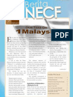 Berita NECF - July-August 2009