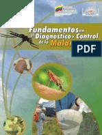 Fundamentos Diagnostico y Control Malaria