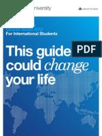 Monash University Undergraduate Course Guide 2013 - International Students