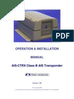 Ais Ctrx Manual