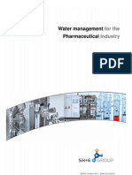 2E200 Water Management Pharmaceutical