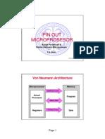 Pin Out Mikroprosesor 8088 Pertemuan II