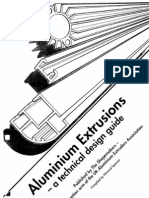 Aluminium Extrusions - Technical Design Guide