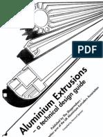 Aluminium Extrusions - Technical Design Guide