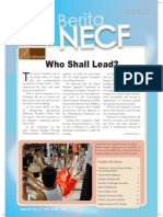 Berita NECF - July-August 2010
