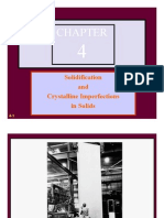 Lecture 4 - Solidification