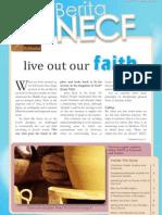 Berita NECF - April-June 2011